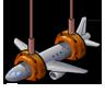 Aeronautic Cradle