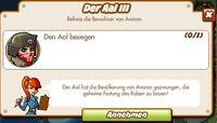 Der Aal III (German Mission text)