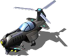 LE Rooivalk AHX3 Copter