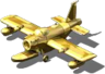 The Gold Fire-J2F Duck Fighter