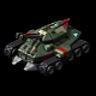 Iguanodon Tank