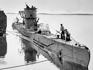 German-u-boat