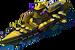 Blazing Okuk Taki Battleship