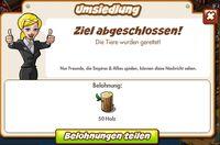 Umsiedlung Belohnung (German Mission reward)