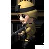 Unit Land Infantry Lvl04 SW Icon