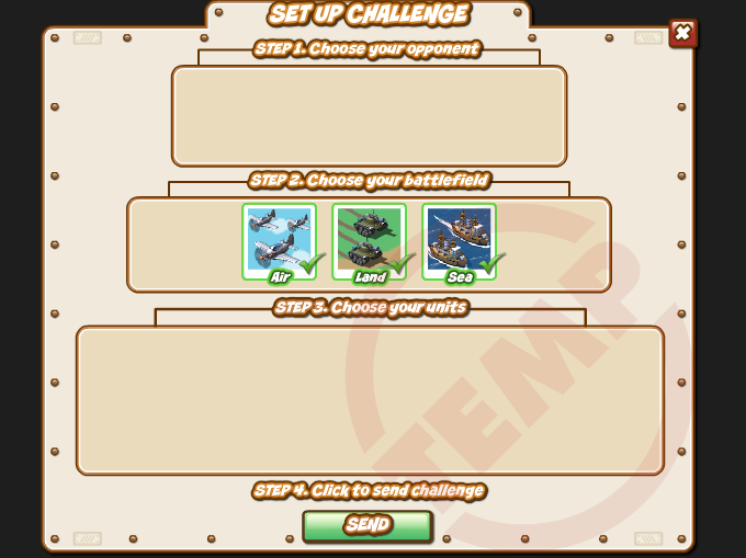 Set Up Challenge