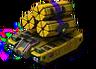 Blazing Sleeper Artillery II