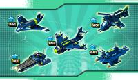 Blue Barrage 6