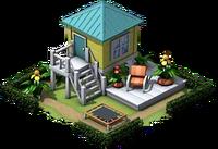 Small Stilt House