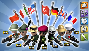 Infantry of the World