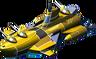 Blazing Soltam Submarine