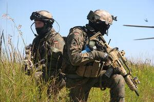 German KFK Infantry