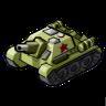 Goal SU-122 Tank
