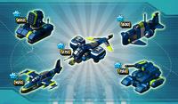 Blue Barrage 8