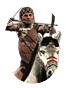 Crow Horse Warriors Icon