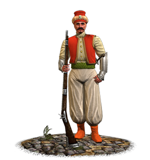 the janissaries of the ottoman turkish empire The ottoman empire was one of the mightiest dynasties in world history,  a leader of the turkish tribes in anatolia,  known as the janissaries, .