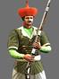 Qizilbashi Musketeers Icon