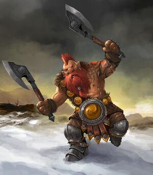 Dwarf sekernik
