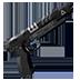 Projectile pistol