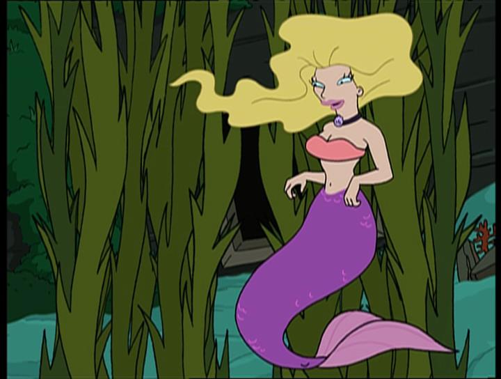 naked mermaid and leela porn