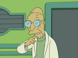 Hubert Farnsworth Universe 1