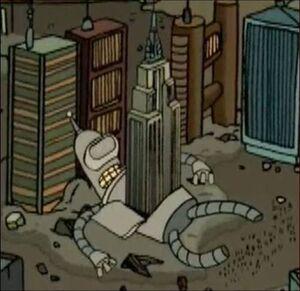 Bender-EmpireState