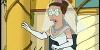 Five-eyed woman