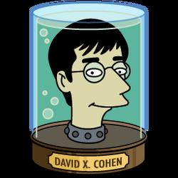 DavidXCohensHead