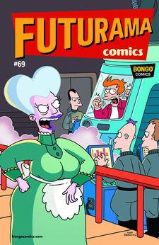 Futurama Comic 69