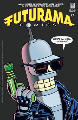 Futurama-07-Cover