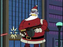 Santa bot