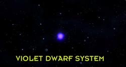 Violet Dwarf