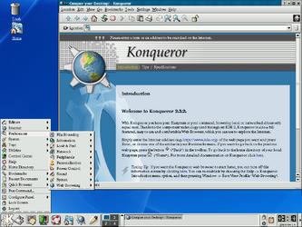 KDE 2.2.2
