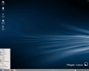 Mepis-screenshot