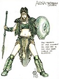 Alena 2006 Armor Design Concept