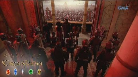 Encantadia- Ang hudyat ng digmaan