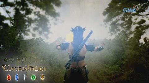 Encantadia- Ang lakas na taglay ni Danaya