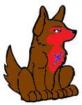 Chibi ethan wolf