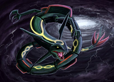 Rayquaza by ruth tay-1-