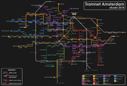 Amsterdamtrammap