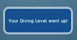 Diving Level Icon