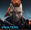 Vaulter Faction Icon