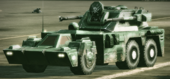 BTR-112 Cockroach