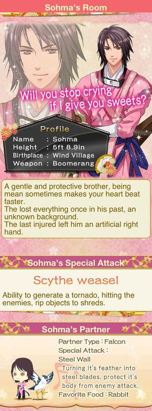Sohma