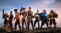 Mass Effect Andromena