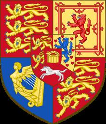 Royal Arms of the Kingdom of Hanover