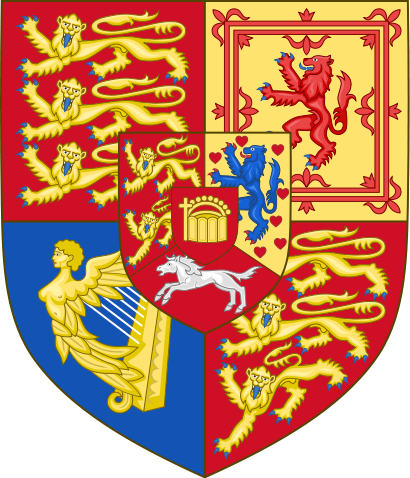 File:Royal Arms of the Kingdom of Hanover.png