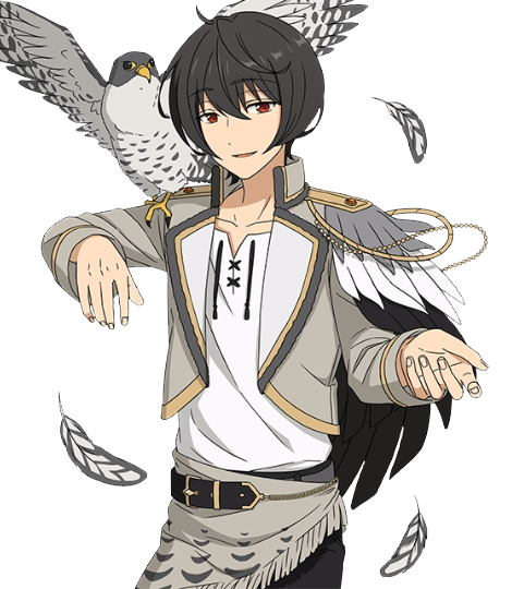 Image  (Falcon) Ritsu Sakuma Full Render Bloomedpng  The English Ensemble  # Sun Shower Rei_032137