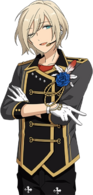 (Incognito Knight) Eichi Tenshouin Full Render Bloomed