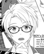 Makoto Yuuki Manga Profile